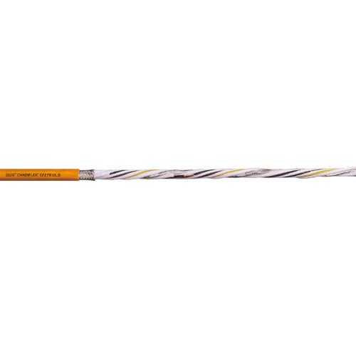 易格斯 chainflex® 高柔性伺服电缆CF270.UL.D