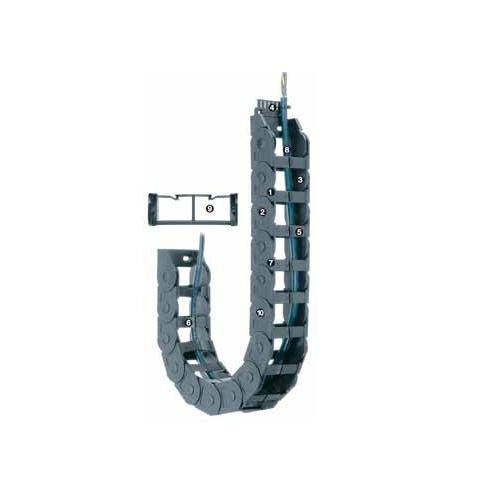 易格斯 E26.3系列 - 链, 从外径装填