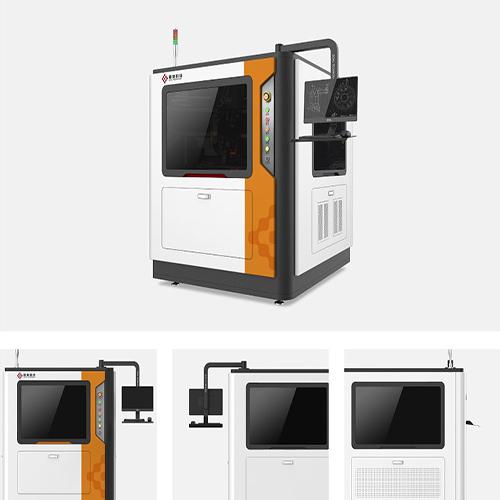 国奥 精密金属中功率光纤激光切割机