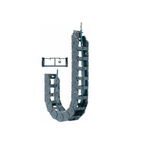 易格斯 Z 26.3系列 - 链, 从外径方向