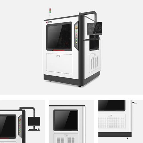 国奥 FPC皮秒紫外双平台切割机