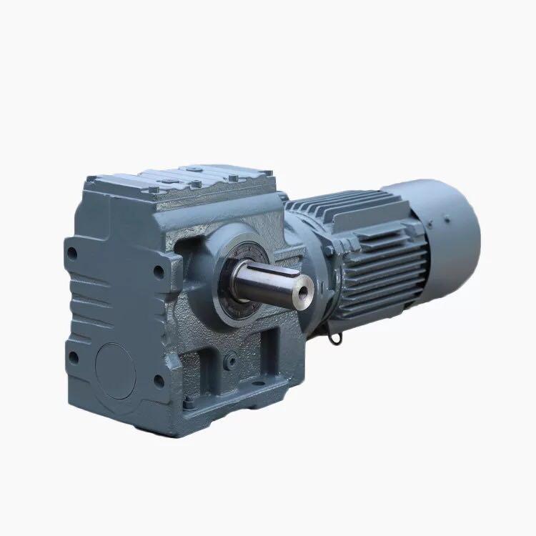 厂家供应S系列减速机,S系列斜齿蜗轮蜗杆减速机