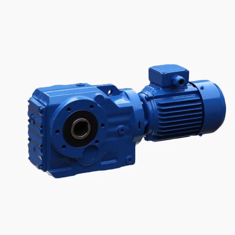 厂家供应K系列减速机,K系列斜齿螺旋锥齿减速机