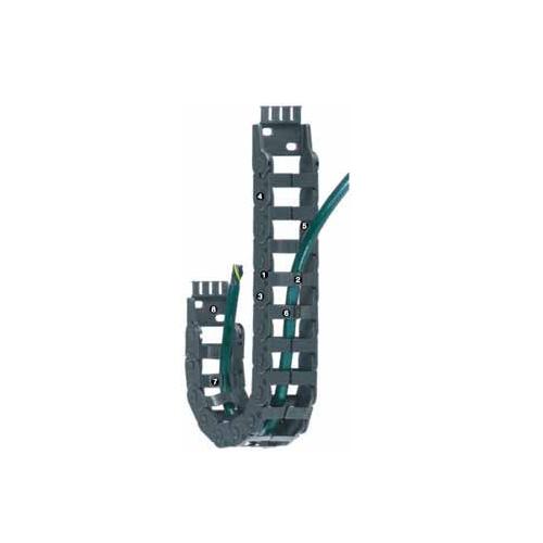 易格斯 Z 14系列 - 链, 从外径方向