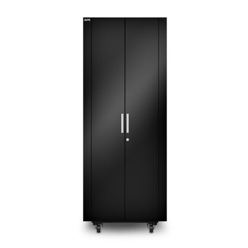 施耐德 AR4038IX429 NetShelter CX 38U机柜,黑色