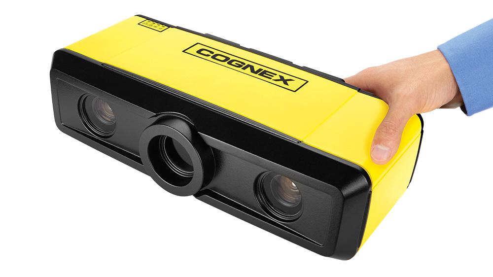 康耐视3D-A5000 系列面阵扫描相机