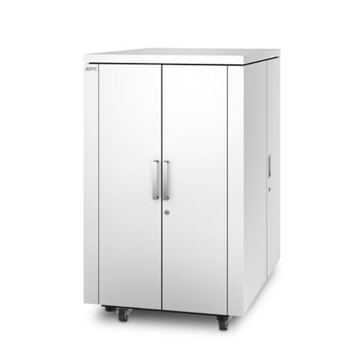 施耐德 AR4024IX432 NetShelter CX 24U机柜,白色