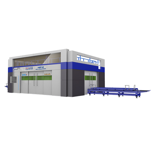 大族三维五轴激光焊接系统