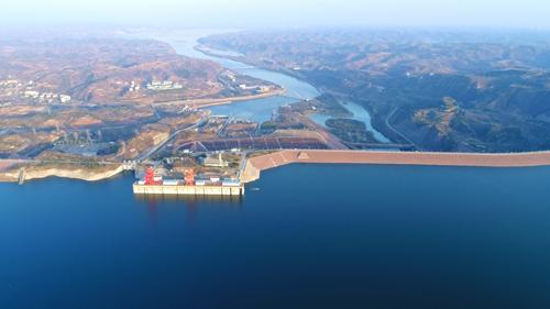 奥博瑞光工业交换机应用于大藤峡水利枢纽工程项目