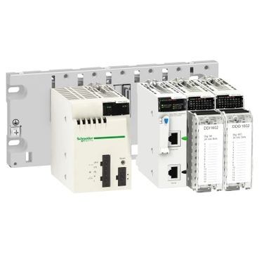 施耐德电气Modicon X80 I/O平台