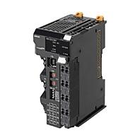 欧姆龙NX系列EtherCAT连接器单元NX-ECC