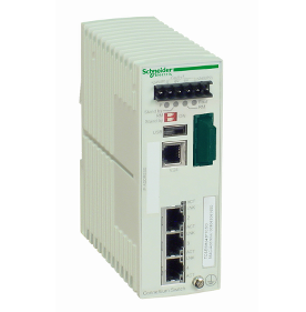 ConneXium 3TX/1FX-SM口以太网交换机
