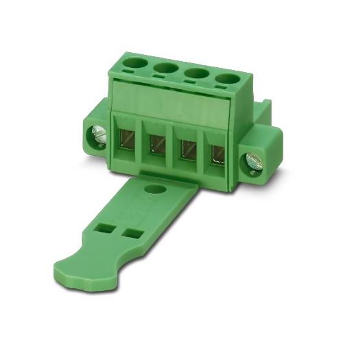 菲尼克斯 印刷电路板连接器 - MSTB 2,5/ 4-STZF-5,08 - 1810451