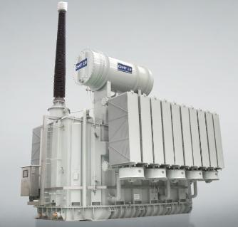 正泰电气500kV级电力变压器