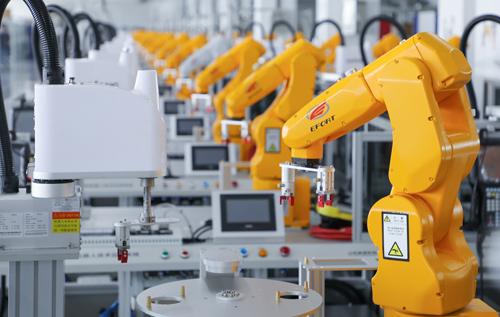 ''云''+''边'' 工业机器人远程管理系统方案