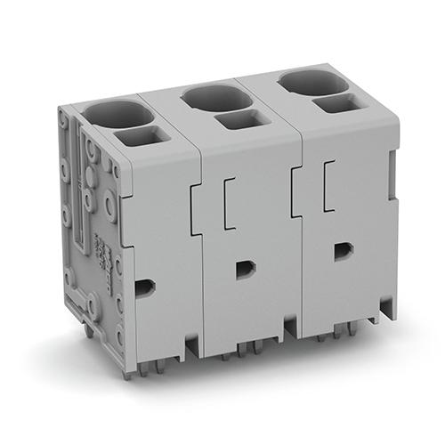 万可 大功率PCB接线端子