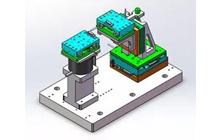 德瑞精工 光纤耦合平台