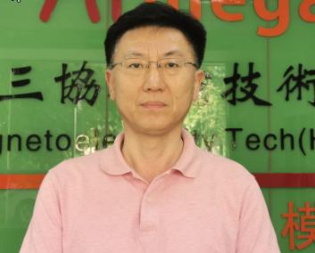 沿袭磁电技术研究,开发定制化直驱电机方案