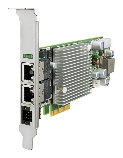 全新10GigE万兆视觉图像采集卡PCIE-1181/PCIE-1182