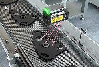 IX 系列多点式激光传感器