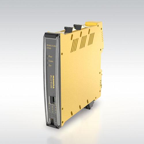 图尔克 增强功能的控制柜保护模块