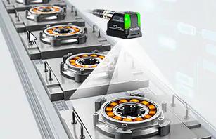IV2 系列配备 AI 图像识别传感器