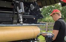 Kverneland 想要一个供包装机用的灵活解决方案