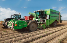 AVR 高效收获农作物