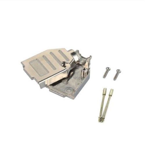 锦凌 锌合金外壳 H型-DB9P+螺丝配件