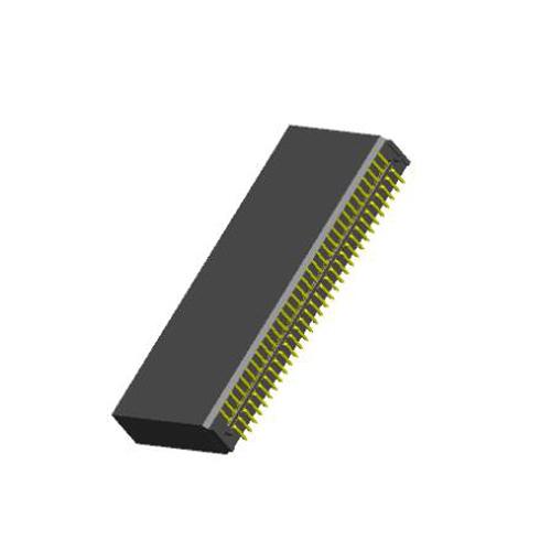 锦凌 加强型2.0金手指连接器公座/4P~54P/H27.2/SMT