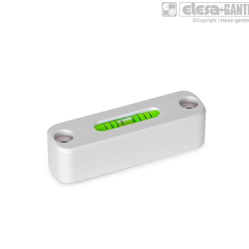 伊莉莎 GN 2283螺钉安装水平仪 螺钉安装
