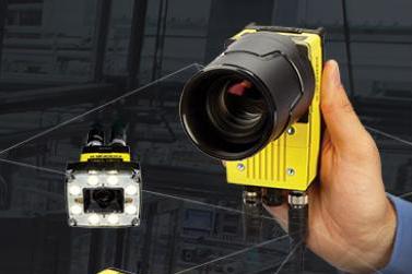 机器视觉机器人应用产线
