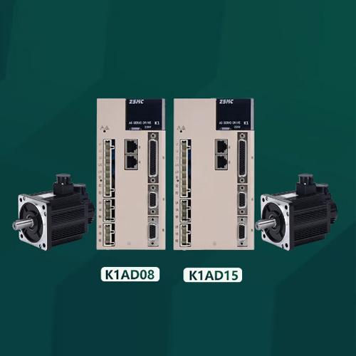 之山(K1AD系列)二合一伺服家族新成员(K1AD15)