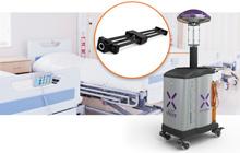 HKP案例分享-Xenes公司紫外线消毒仪运动解决方案