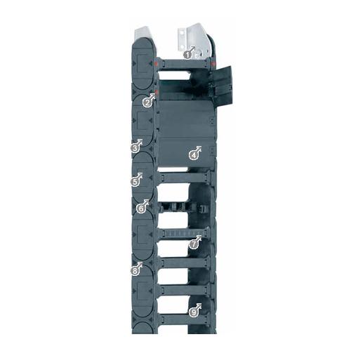 易格斯 R4.1系列拖管-R4.112系列