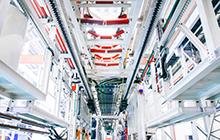 易能电气薄膜分条收卷设备应用系统解决方案