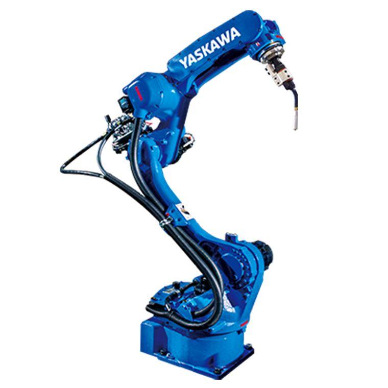 重力浇铸安川工业机器人