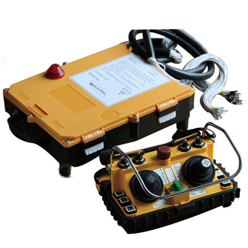 禹鼎F24-60摇杆式无线工业遥控器