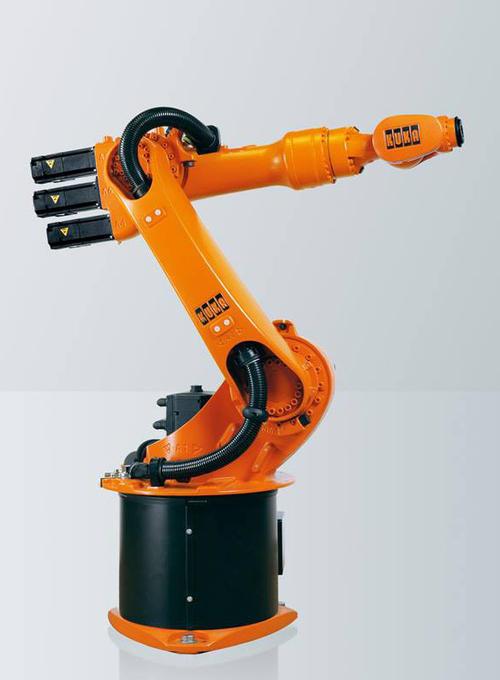 浇铸取件去毛刺机器人