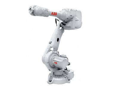 机器人与人的汽车配件切割