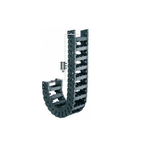 易格斯 E6拖链系统-E6.40系列