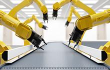 """欧姆龙推出了""""世界上第一个机器人集成控制器"""""""
