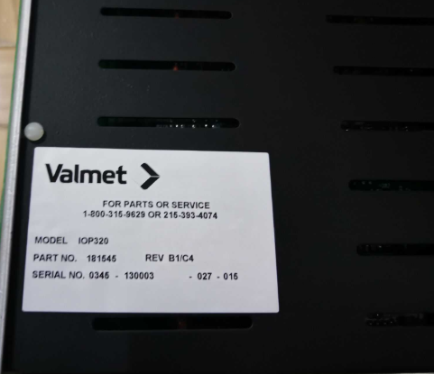 IOP320美卓DCS卡件METSO控制器