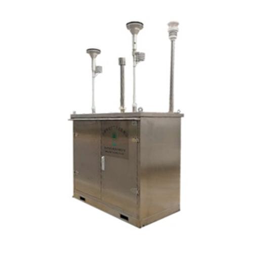 雪迪龙小型化环境空气质量监测系统