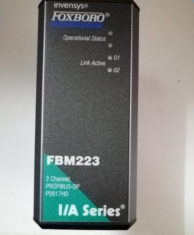 FBM223福克斯波罗FOXBORO控制器