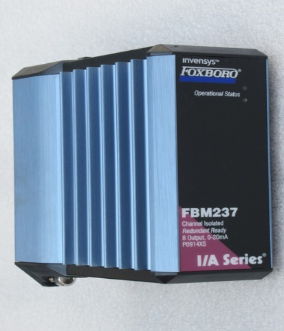 FBM237福克斯波罗FOXBORO控制器