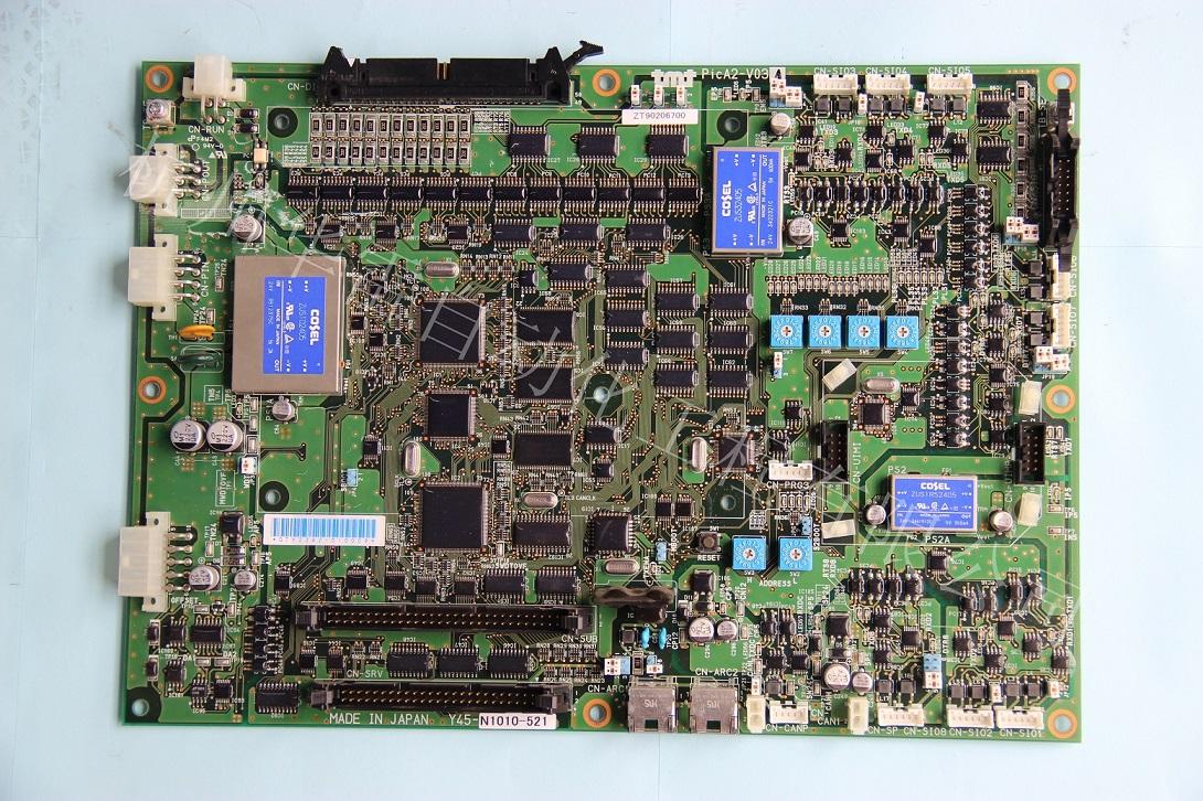 TMT通讯主板PICA1-MAIN板维修
