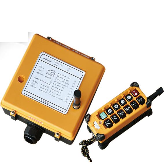 F23-A++禹鼎起重机工业遥控器