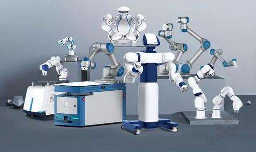 工业机器人带动末端执行器市场发展