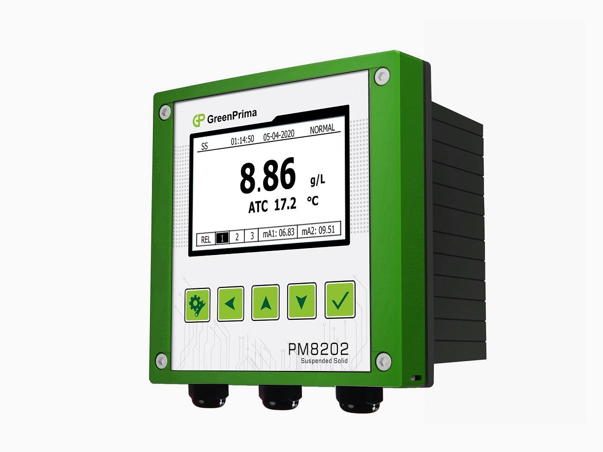 英国GP_在线污泥浓度-MLSS悬浮物浓度监测仪